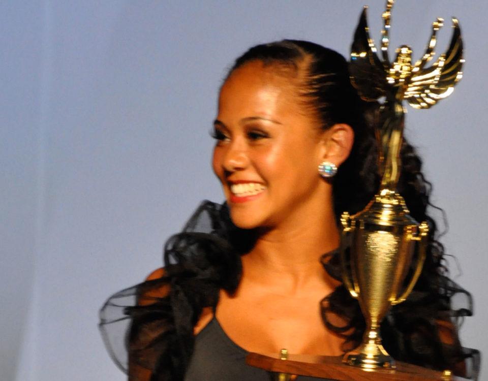 Tremaine Dancer of the Year Sophia Adoum