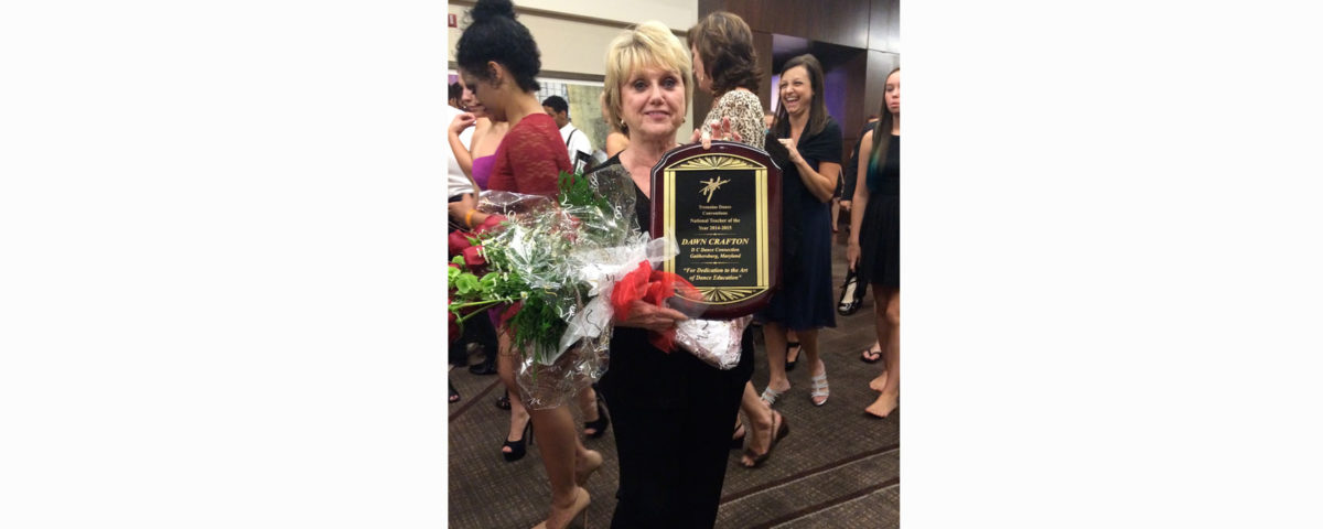 "Dawn Crafton ""TREMAINE TEACHER OF THE YEAR"" '14-'15"